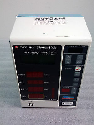 Colin Press Mate, PLC 204856 Blood Pressure Sphygmomanometer
