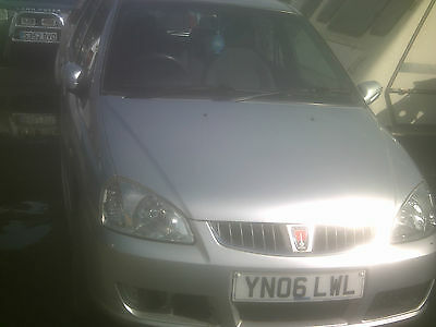 City Rover 1.4 Silver 2006 Breaking For Spares Wheel Bolt