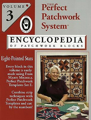 ENCYCLOPEDIA OF PATCHWORK BLOCKS VOLUME 3, From Michell Marketing NEW