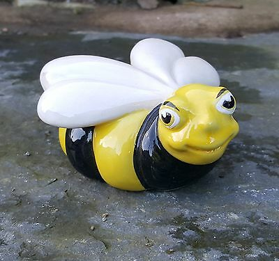 Ceramic Baby Bumble Bee Garden Outdoor Indoor SALE Ornaments Gift