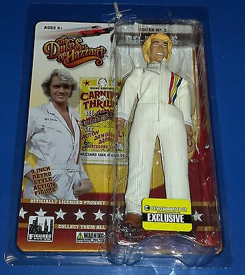 Bo Duke White Carnival Outfit Dukes of Hazzard 8-Inch Action Figure Exclusive