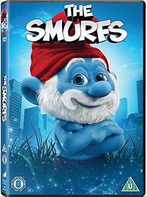 The Smurfs [DVD] Brand New Sealed UK Region 2