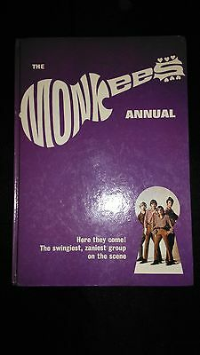 The Monkees Annual 1967 Vintage Pop Music