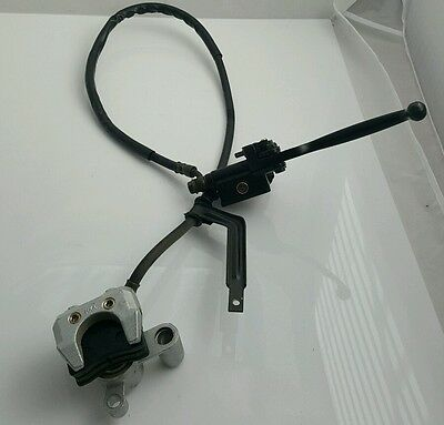 Gy6 139QMB 50cc New Speed 50 Front brake assembly