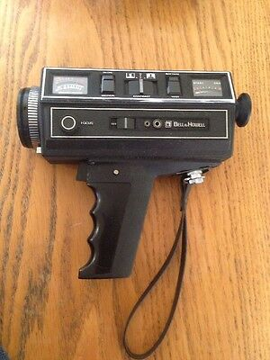 Vintage Video Camera Bell And Howell Only £10ono