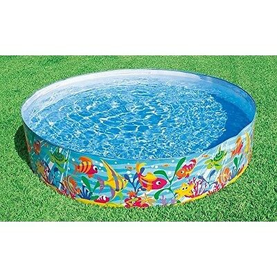 Swimming Kids Pool Baby and Children Outdoor - Garden Summer Fun & Play - 6 Ft