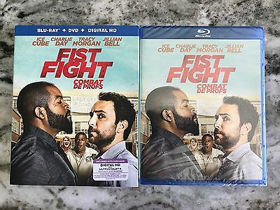 Fist Fight (Blu-ray + DVD + Digital HD, Bilingual)