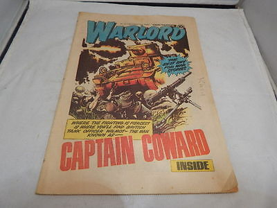 WARLORD Comic No. 317 October 18th 1980