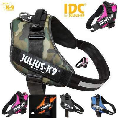 Julius K9 ® IDC Power Harness  Ergonomic  Free Delivery Great Colours & Price