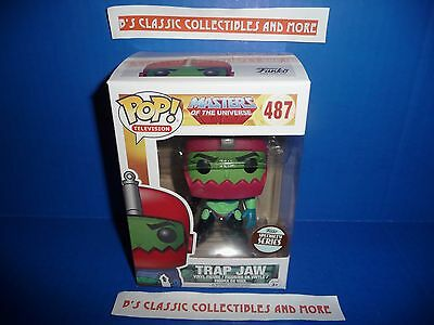 Trap Jaw POP Figure Specialty Series Funko Masters Of The Universe New!