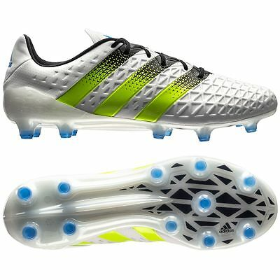 official photos 2d2fe ebfd0 adidas Men s ACE 16.1 FG AG green Solar Slime AF5083 AF5083  210 +bag 10