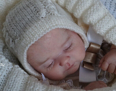 """Josie By Ping Lau New Reborn Baby Doll Kit  @ 20"""" @Body Included"""