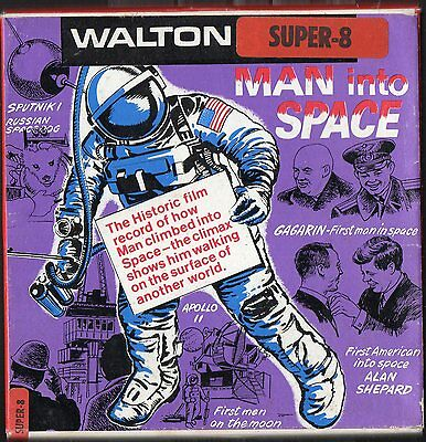 Super 8 Man into Space 200ft