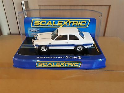 Scalextric MK1 Ford Escort - RS2000 Limited Edition - MIB - C3027
