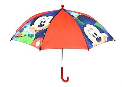 KIDS LICENSED COMIC UMBRELLAS-BOYS, (Mickey Mouse)