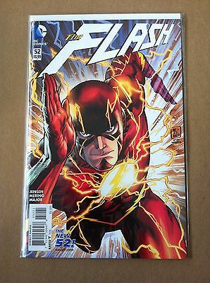 Flash #52 Jesus Merino Homage Variant Cover Nm 1St Printing Final Issue New 2016