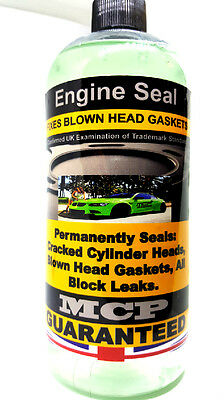 Steel Seal Head Gasket Sealer,engine Block Cylinders Head Gaskets Repairs,32Oz
