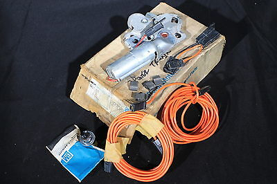 69 70 Cadillac Deville Fleetwood Calais Power Trunk Lock Latch Solenoid Kit NOS