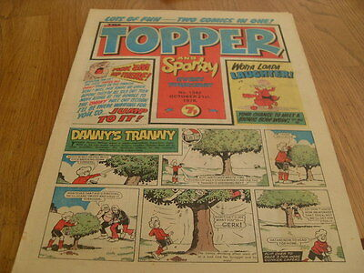 The Topper & Sparky No 1342 Oct 21St 1978