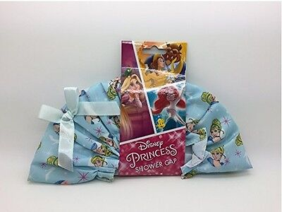 Cinderella Shower Cap Disney Princess Hair Wrap towel turban turbans wraps Caps