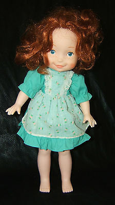Vintage Fisher Price #218 My Friend Mandy BECKY Doll 1981 Red Hair Freckles