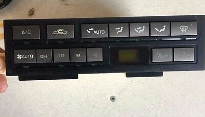 86.5-92 Toyota Supra Climate Control Heat Air Conditioning 87-92 7Mge 7Mgte Mk3