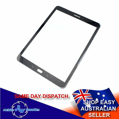 Original Black Front Glass Screen for Samsung Galaxy Tab S2 9.7 SM-T810 T815