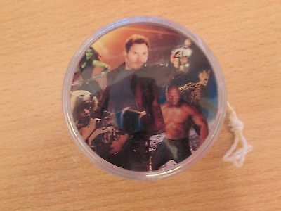 Official Marvel Guardians Of The Galaxy Light Up YoYo Brand NEW