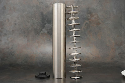 - Stainless Steel Film Developing Tank for 12 Rolls 35mm + Reels