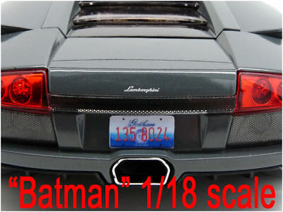 Custom All Brands State RC car or Model car License Plates- 1/5-1/50 Scale