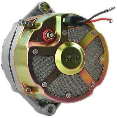 New Mercruiser Marine Alternator Delco 3 Wire 110 Amp 20104 1100186 18-5945
