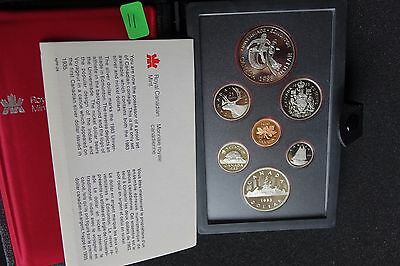 Canada 1983 Proof Double Dollar Set ***7 Coins***