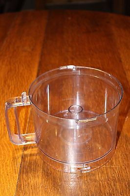 Vintage Braun Food Processor Bowl   Model 4261 Made in Germany Replacement Part