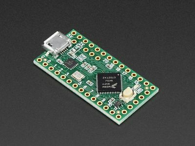 Teensy LC with header pins Buy with confidence from an official UK Distributor