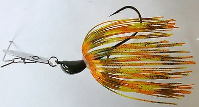 Bob4Bass Chatterbait Crappie US023 Shakee Blade