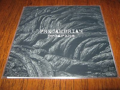 "PRECAMBRIAN ""Proarkhe"" 7""  drudkh hate forest"