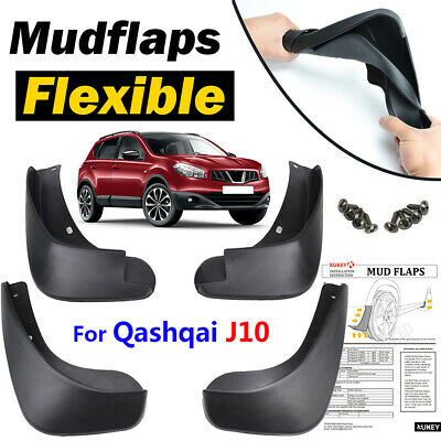 Fit For Nissan Qashqai 2007 2008 2009 2010 2011 2012 Mud Flap Flaps Splash Guard
