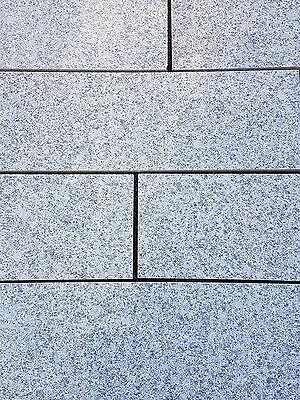 Premium Real Granite Driveway Slabs Silver Grey - 7.20m2 Per Pack