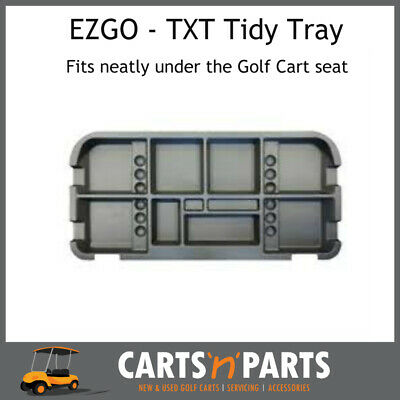 TXT-EZGO Golfers Under Seat Tidy Tray