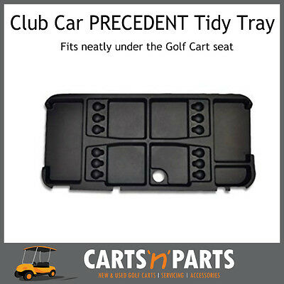Precedent Golfers Under Seat Tidy Tray CLUB CAR PRECEDENT