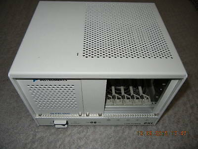 National Instruments PXI-1033 5-Slot PXI Chassis, 779760-01, Excellent Condition