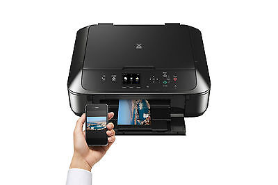 NEW CANON PIXMA MG5750 All-in-One Wireless Printer Copy/Scan Air & Cloud Print