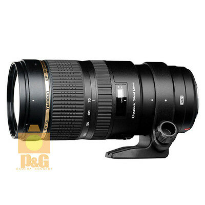 NEW BOXED TAMRON SP 70-200mm F/2.8 Di VC USD A009 NIKON MOUNT LENS