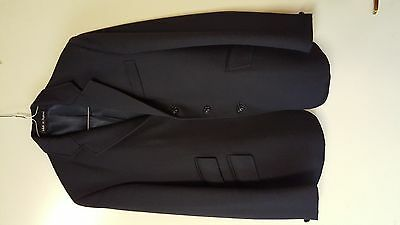 "32"" Boys Navy Foxley Show Jacket"