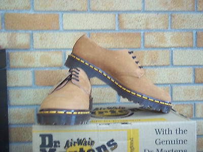 Dr Martens  Dark Copper T.N.T 4 eyelet Made In England  Ska Mod Skins