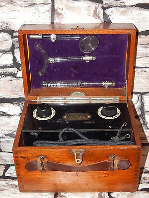 Antique vintage Rogers Vitalator Electro Medical Appliance Ideal Home Electrical
