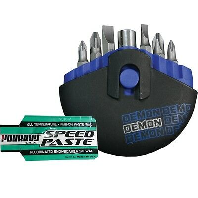 Demon Half Dome Snowboard Tool NEW Bindings hex key