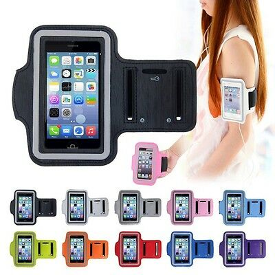 New Gym Running Jogging Arm Band Sports Armband Case Holder Strap for  iPhone