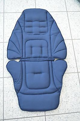 Mamas and Papas Sola Sola2 Urbo Zoom Glide BLUE Replacement Seat /Fabric /Cover