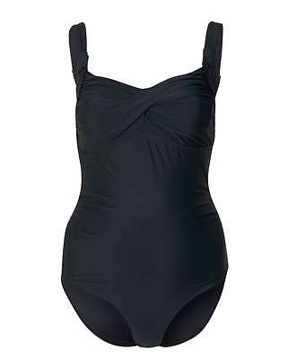 NEW Mamas and Papas M&P Black Maternity Swimming Costume Suit  Size 8